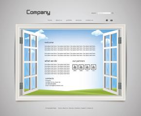 Website Page Design 2