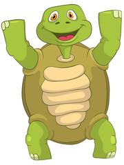 Funny Turtle. Winner.