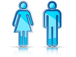 man & woman symbol