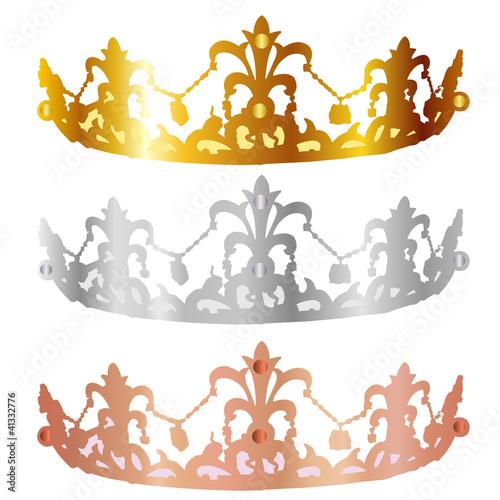 王冠クラウン ティアラfotoliacom の ストック画像とロイヤリティ