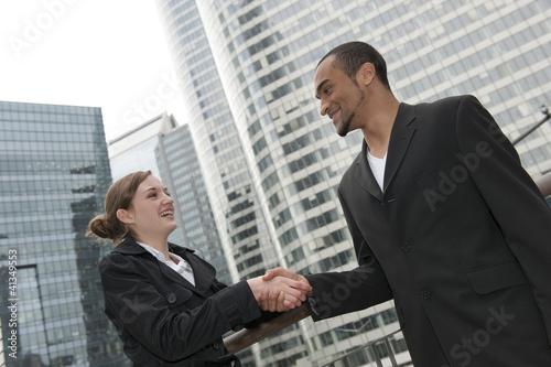 Rencontre professionnelle
