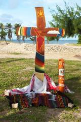 Cross of brazilian basic communities