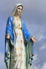 Maria statue in Thailand