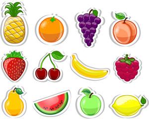 мультфильм фрукты