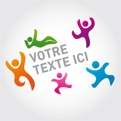 logo gratuit en ligne pour association
