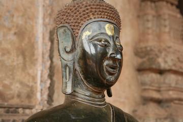 ラオスの仏陀