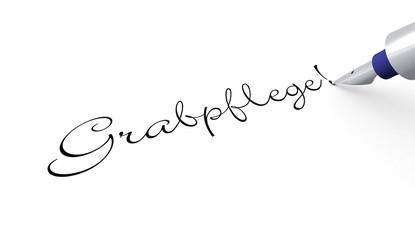 Stift Konzept - Grabpflege