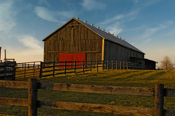 Country Barn