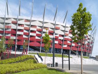 National stadium, Warsaw, Poland