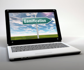 "Mobile Thin Client / Netbook ""Gamification"""