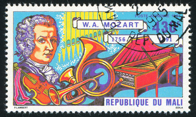 Mozart and instruments