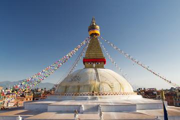 Bodhanath stupa