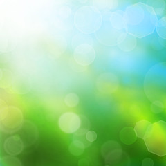 Color summer background