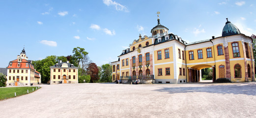 Schloss Belvedere Weimar, Deutschland