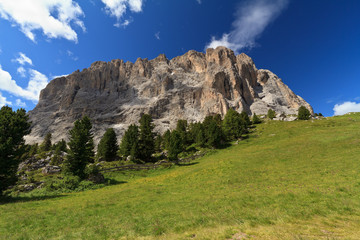 Langkofel - Sassolungo mount