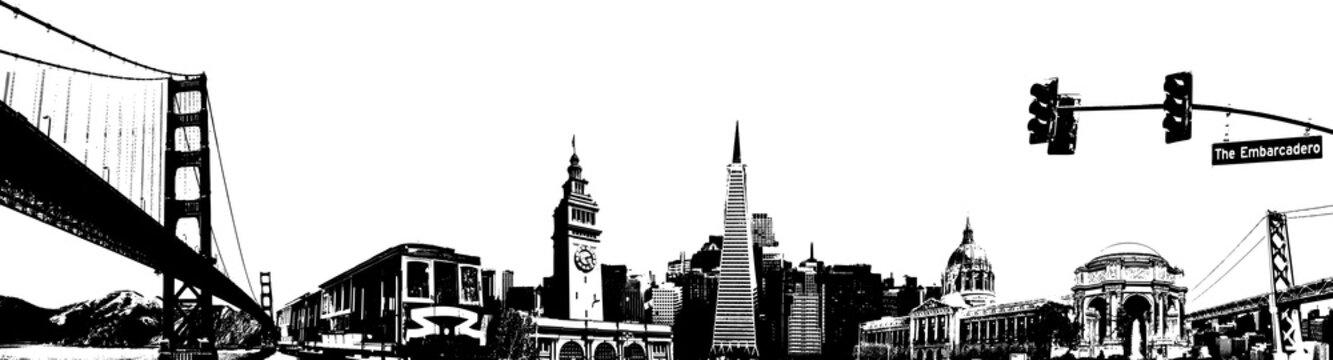 San Francisco sketch