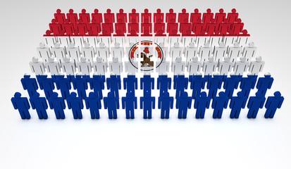 Paraguayan Parade