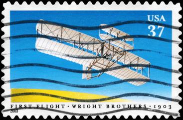 USA - CIRCA 2003 First Flight
