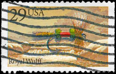 USA - CIRCA 1991 Royal Wulff