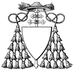 Coat of arms of Cardinal.