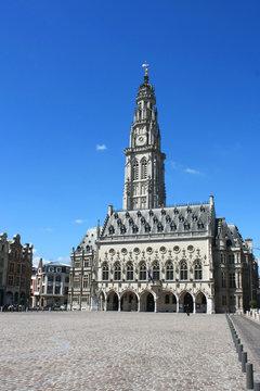 Arras - Beffroi (hôtel de ville)