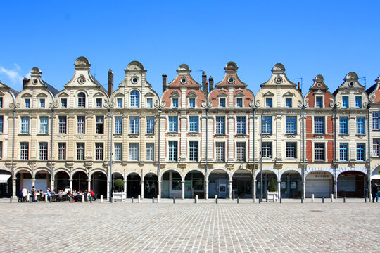 Arras - Place