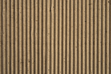 rippled cardboard background