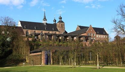 Kloster Kamp in Kamp Lintfort am Niederrhein