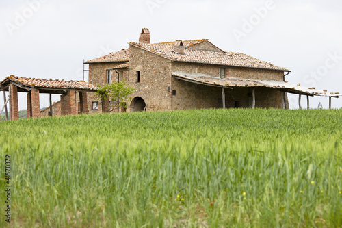 Haus In Der Toskana Stock Photo And Royalty Free Images On Fotolia