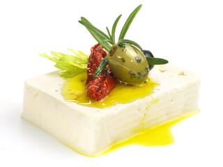Schafskäse - Feta Käse