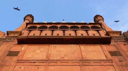 Printed kitchen splashbacks Delhi Red Fort