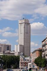 Madrid`s skyscraper