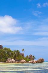 La Digue - Anse Source d'Argent - Seychellen