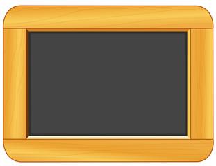 Blackboard, Wood Frame, copy space for education, school project