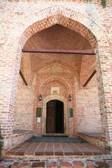 Fototapeta Eingang zur Süleiman-Moschee