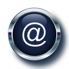 İnternet mavi ikonda