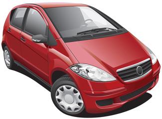 European Modern Minivan