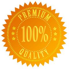 Premium quality gold certificate
