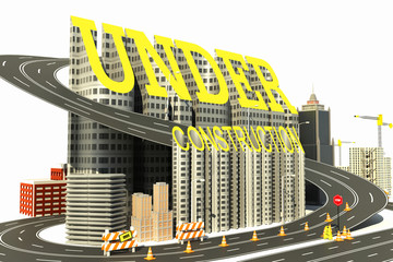 Under Construction Town