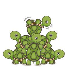 Teamwork Turtle