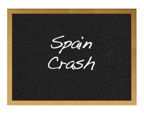 Spain crash.