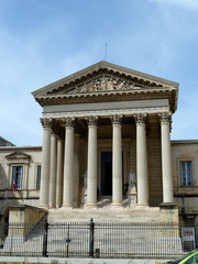 Montpellier, le tribunal