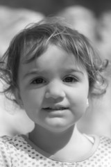 beau sourir bébé