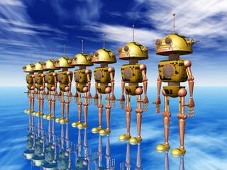 The Robots