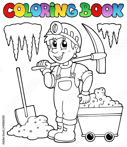 Картинки ко дню шахтёра рисовать