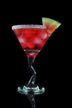 pink martini drink