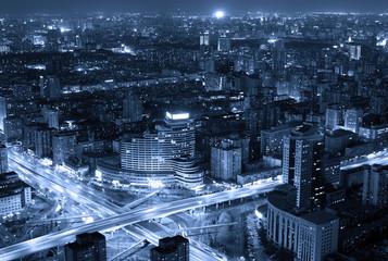Fotobehang Beijing Beijing cityscape