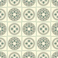 vector seamless bright pattern, oriental style
