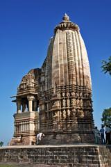 Khajuraho, Madhya Pradesh, Chaturbhuja Temple
