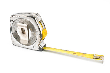 Old tape measure